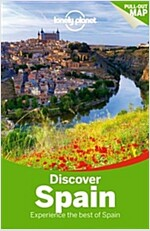 Lonely Planet Discover Spain (Paperback, 4)
