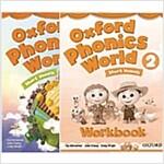 [세트] Oxford Phonics World Level 2 SET (Studentbook + Workbook)
