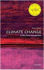 Climate Change: A Very Short Introduction (Paperback, 3 Revised edition)