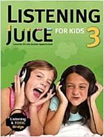 Listening Juice for Kids 3 (Paperback)