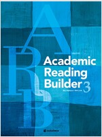 [중고] Academic Reading Builder 3 (교재 + MP3 CD 1개)