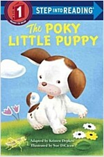 The Poky Little Puppy Step Into Reading (Paperback)