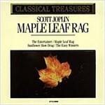 [중고] Classical Treasures- Maple Leaf Rag