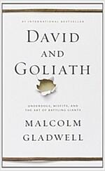 David and Goliath (Mass Market Paperback)