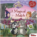 Sofia the First a Magical Match (Paperback)