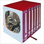 Sherlock Holmes 6-Book Boxed Set (Hardcover, New ed)