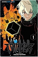 [중고] World Trigger, Volume 1 (Paperback)