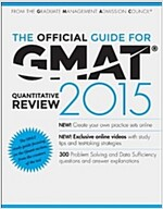 The Official Guide for GMAT Quantitative Review (Paperback)