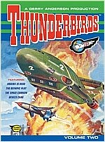 Thunderbirds Comic (Paperback)