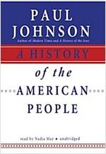 A History of the American People (MP3 CD)