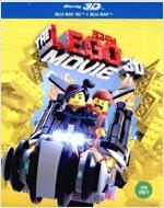 [3D 블루레이] 레고 무비 : 콤보팩 (2disc: 3D+2D)
