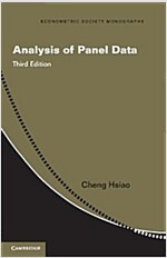 Analysis of Panel Data (Paperback)