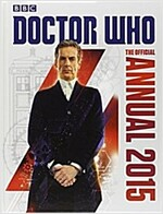 Official Doctor Who Annual 2015 (Hardcover)