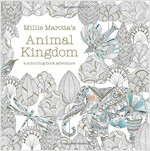 Millie Marotta's Animal Kingdom: Colour Me, Draw Me (Paperback)