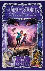 The Land of Stories: The Enchantress Returns : Book 2 (Paperback)