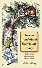 Alice in Wonderland Everlasting Diary (Hardcover)