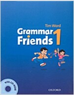 [중고] Grammar Friends 1: Student's Book with CD-ROM Pack (Package)