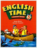 [중고] English Time 5: Student Book (Paperback)