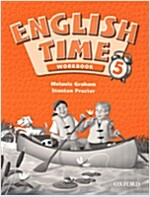 [중고] English Time 5: Workbook (Paperback)