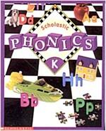 Scholastic Phonics K (Workbook)