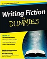 Writing Fiction for Dummies (Paperback)