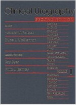 Clinical Urography (Hardcover, 2nd, Subsequent)