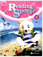 Reading Sponge 1 (Student Book + Workbook + Audio CD 1장)