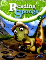 Reading Sponge 2 (Student Book + Workbook + Audio CD 1장)