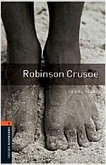 [중고] Oxford Bookworms Library: Level 2:: Robinson Crusoe (Paperback)