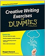 Creative Writing Exercises for Dummies (Paperback)