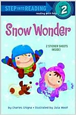 Snow Wonder [With Stickers] (Paperback)