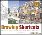 Drawing Shortcuts : Developing Quick Drawing Skills Using Today's Technology (Hardcover, 2 Revised edition)