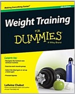 Weight Training for Dummies (Paperback, 4, Revised)