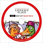 Literacy Place Grade 1.2 : Problem Patrol (Audio CD 1장)