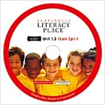 Literacy Place Grade 1.3 : Team Spirit (Audio CD 1장)