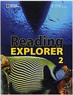 Reading Explorer 2 (Paperback + CD-Rom 1장)