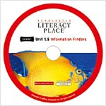 Literacy Place Grade 1.5 : Information Finders (Audio CD 1장)