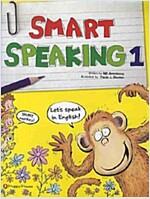 Smart Speaking 1 (Paperback + Workbook + CD)