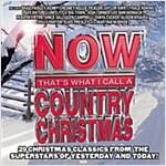 [중고] NOW That's What I Call A Country Christmas