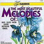 [중고] Most Beautiful Melodies of...