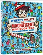 Where's Wally? The Magnificent Mini Book Box (Multiple-item retail product)
