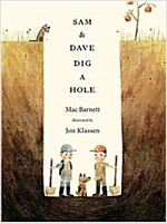 Sam and Dave Dig a Hole (Hardcover)