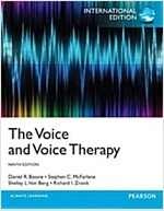 The Voice and Voice Therapy (Paperback, 9th)