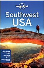 Lonely Planet Southwest USA (Paperback, 7)