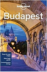 Lonely Planet Budapest (Paperback, 6, Revised)