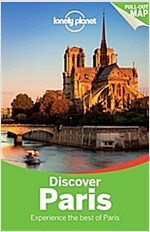 Lonely Planet Discover Paris (Paperback, 3, Revised)