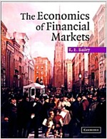 The Economics of Financial Markets (Paperback)