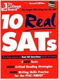 [중고] 10 Real SATs, Second Edition (Paperback, 2nd)