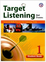 Target Listening with Dictation: Student Book 1 (Paperback + MP3 CD)