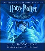 Harry Potter and the Order of the Phoenix (Audio CD)